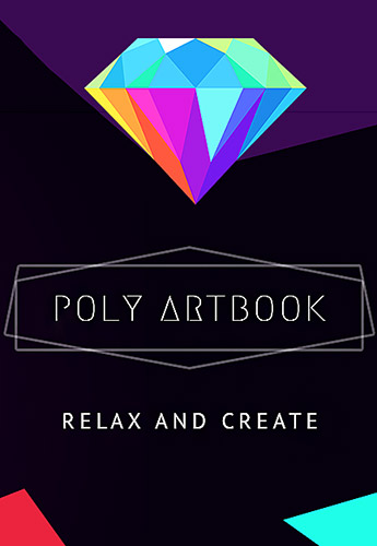 Poly artbook: Puzzle game Screenshot