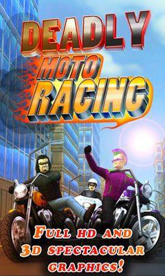 logo Deadly Moto Racing