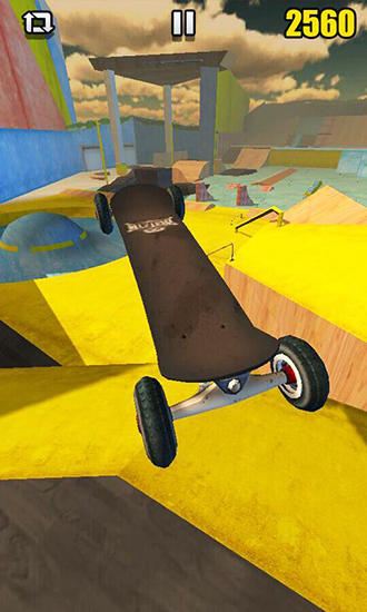 Real skate 3D für Android