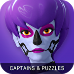 Captains and puzzles icono