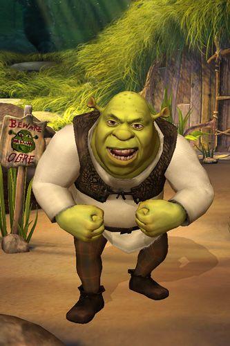 Screenshot Taschen Shrek auf dem iPhone