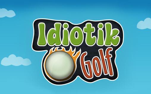 Idiotik golf screenshots