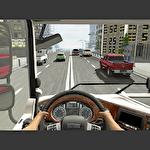 Truck racer icône