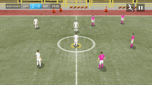 Street soccer 2015 для Android