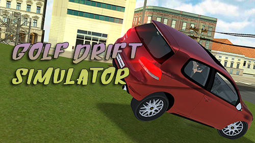 Golf drift simulator capture d'écran