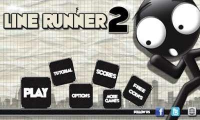 Line Runner 2 Screenshot