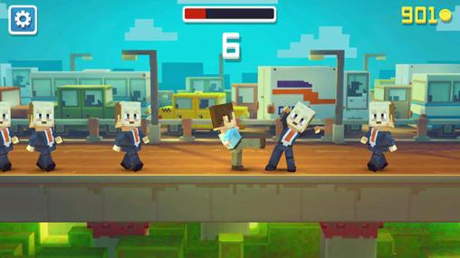 Arcade Rush fight für das Smartphone
