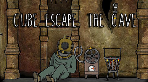 Cube escape: The cave скриншот 1