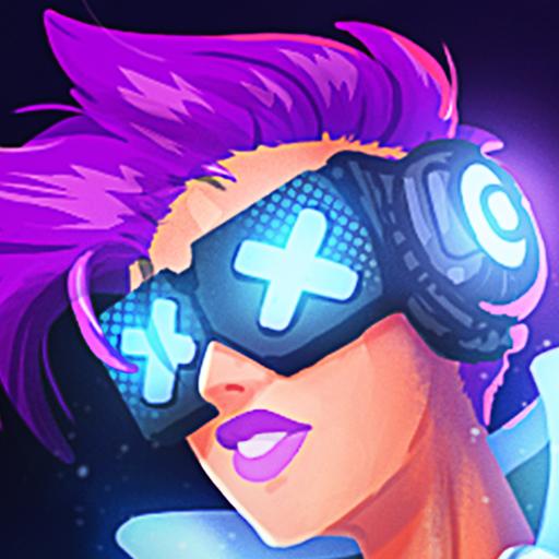 アイコン Gridpunk - 1v1 Cyberpunk Arena Rivals