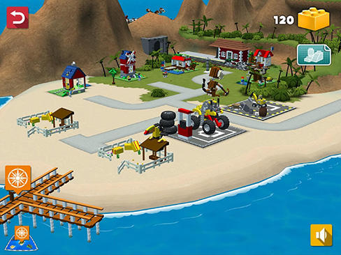 LEGO Creator islands for Android
