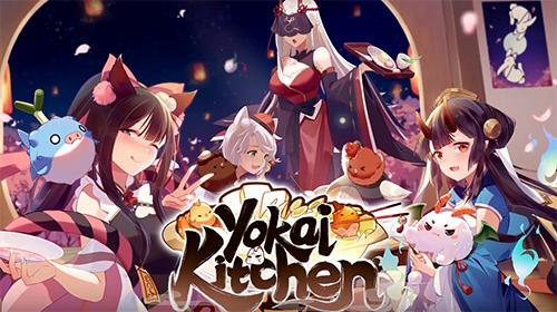 Yokai kitchen: Anime restaurant manage captura de pantalla 1