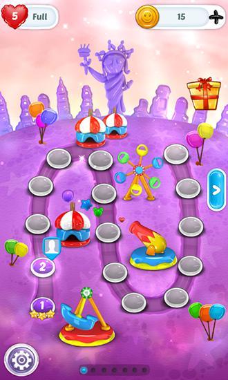 Arcades Paradis de boules pour smartphone