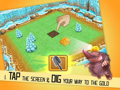 Juegos de arcade Yukon gold para teléfono inteligente