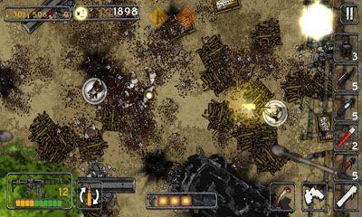 Скриншот Trial By Survival на андроид