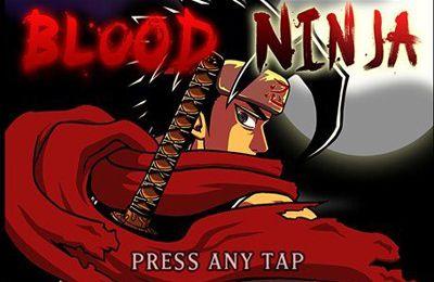 logo BlutNinja - Der letzte Held