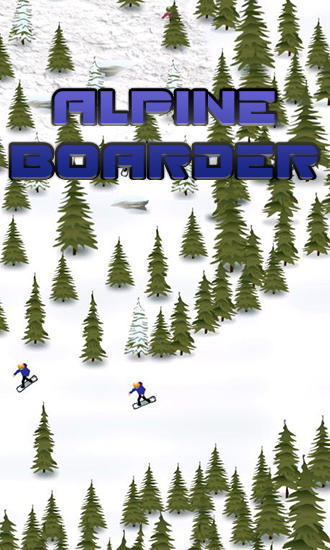 Alpine boarder скриншот 1
