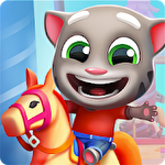 Talking Tom fun fair icon