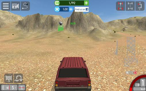 Gigabit: Off-road для Android