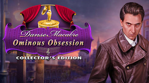Скриншот Danse macabre: Ominous obsession. Collector's edition на андроид