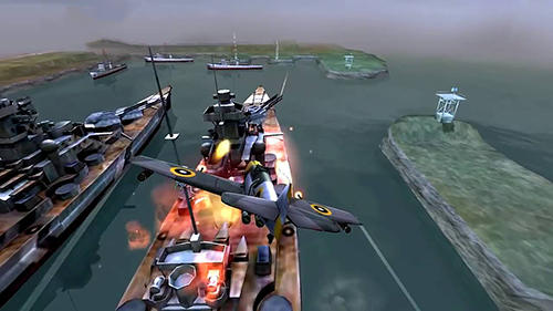 Gunship battle: Second war screenshot 3