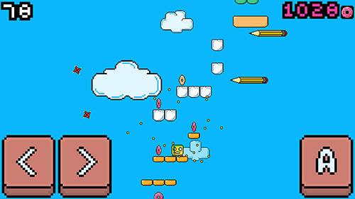 アンドロイド用ゲーム レージ・ジャンプ のスクリーンショット