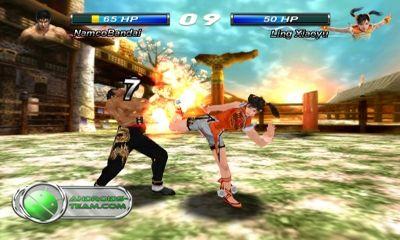 Tekken Card Tournament capture d'écran 1