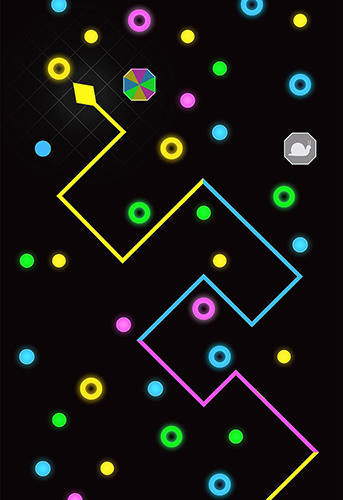 Color snake: Avoid blocks! für Android