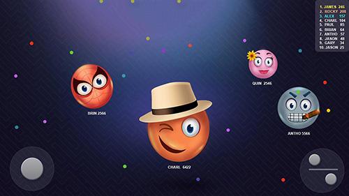 Arcade Emoji.io für das Smartphone
