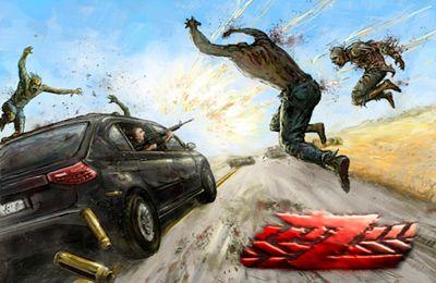 логотип Зомби на дороге!