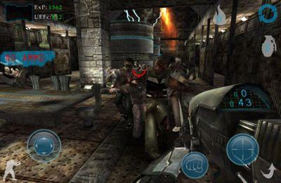 Captura de tela Estação Infinidade 2 no iPhone