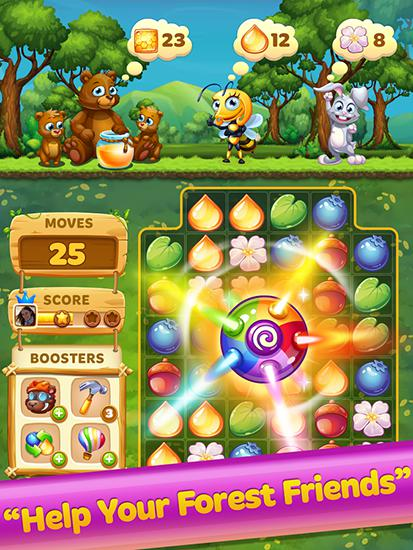 Forest rescue 2: Friends united для Android