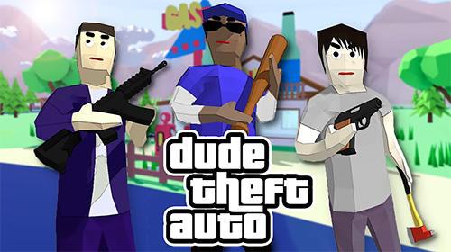 Dude theft auto: Open world sandbox simulator Screenshot