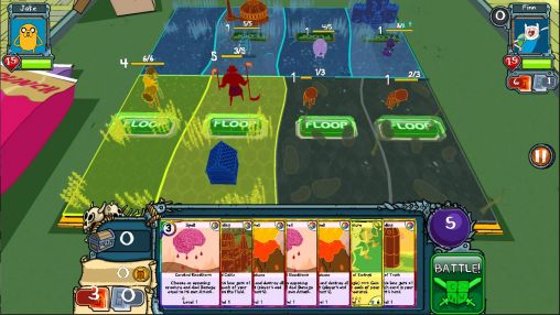 Card wars: Adventure time for Android