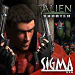 Alien shooter Symbol