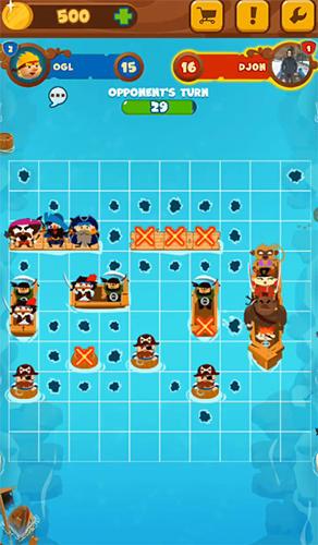 Sea battle: Heroes für Android