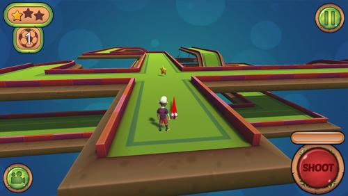 Arcade Soccer golf für das Smartphone