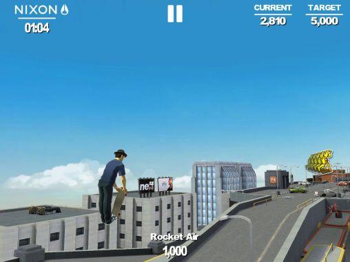 Skateboard Transworld endless skater auf Deutsch