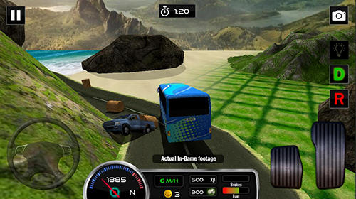 Europe bus simulator 2019 pour Android
