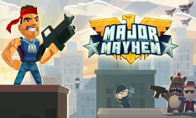Major Mayhem captura de pantalla 1