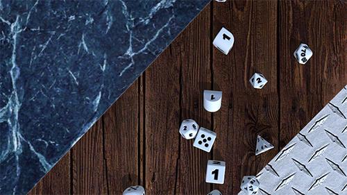 Brettspiele Dice roller für das Smartphone