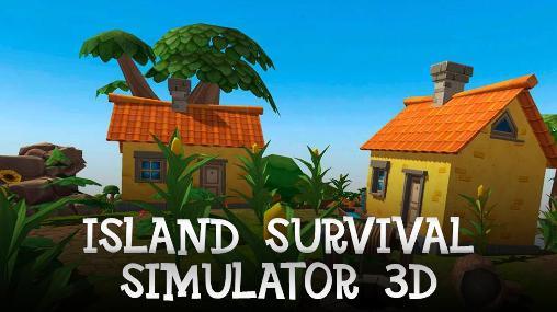 Island survival simulator 3D Screenshot