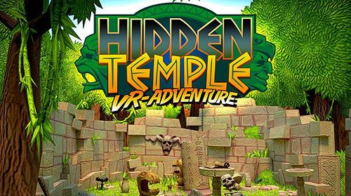 Hidden temple: VR adventure скріншот 1