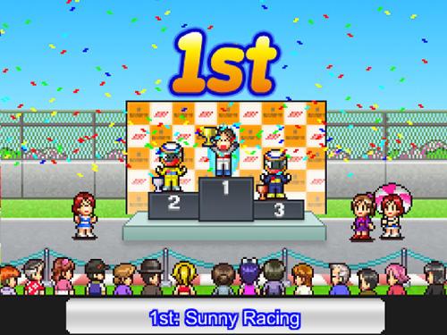 Rennspiele Grand prix story 2 für das Smartphone