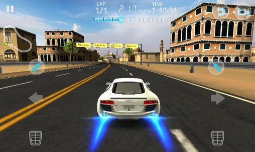 City racing 3D für Android