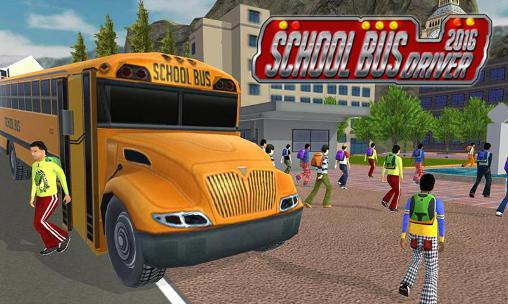 School bus driver 2016 captura de tela 1