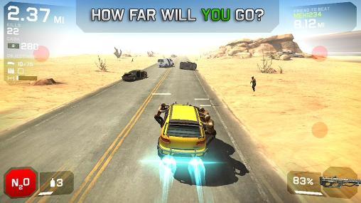 Shooters Zombie highway 2 auf Deutsch