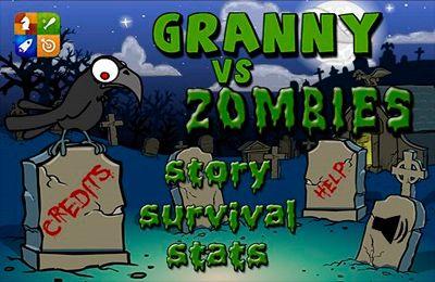 logo Granny vs Zombies