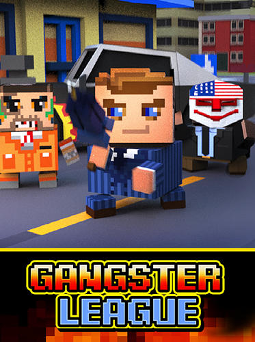 Gangster league: The payday crime Symbol