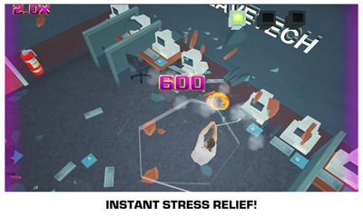 Smash the Office - Stress Fix! pour Android