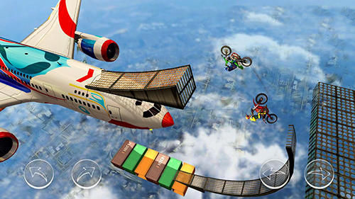 Stunt master 2018: Bike race for Android
